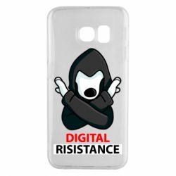 Чохол для Samsung S6 EDGE Digital Resistance