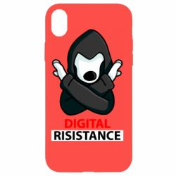 Чохол для iPhone XR Digital Resistance