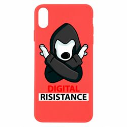 Чохол для iPhone Xs Max Digital Resistance