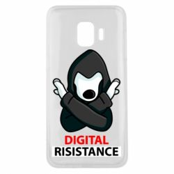 Чохол для Samsung J2 Core Digital Resistance