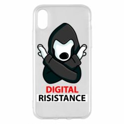 Чохол для iPhone X/Xs Digital Resistance