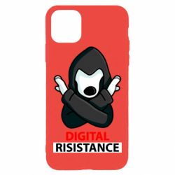 Чохол для iPhone 11 Pro Max Digital Resistance