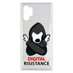 Чохол для Samsung Note 10 Plus Digital Resistance