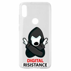 Чохол для Xiaomi Mi Play Digital Resistance