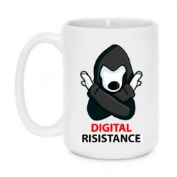 Кружка 420ml Digital Resistance
