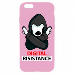 Чохол для iPhone 6/6S Digital Resistance