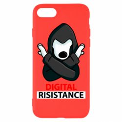 Чохол для iPhone 7 Digital Resistance