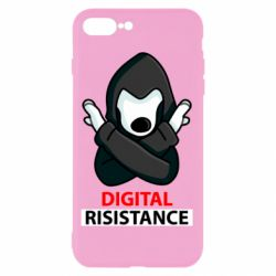 Чохол для iPhone 8 Plus Digital Resistance