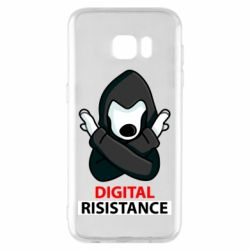 Чохол для Samsung S7 EDGE Digital Resistance