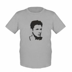 Детская футболка Дин Винчестер - FatLine