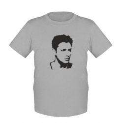Детская футболка Дин Винчестер