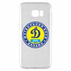 Чехол для Samsung S7 EDGE Динамо Киев
