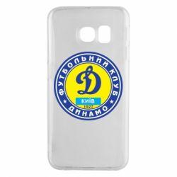 Чехол для Samsung S6 EDGE Динамо Киев