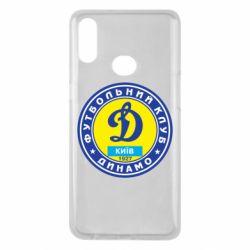 Чехол для Samsung A10s Динамо Киев