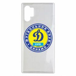 Чехол для Samsung Note 10 Plus Динамо Киев