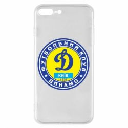 Чохол для iPhone 8 Plus Динамо Київ