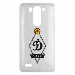 Чехол для LG G3 mini/G3s Динамо - FatLine