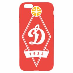 Чохол для iPhone 6/6S Динамо