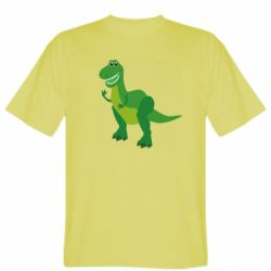 Мужская футболка Dino toy story