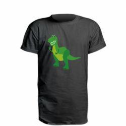 Удлиненная футболка Dino toy story
