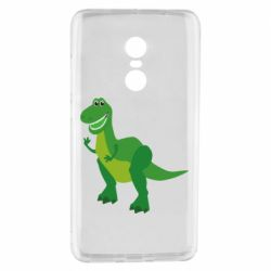 Чехол для Xiaomi Redmi Note 4 Dino toy story