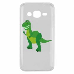 Чехол для Samsung J2 2015 Dino toy story