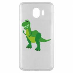 Чехол для Samsung J4 Dino toy story