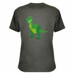 Камуфляжная футболка Dino toy story