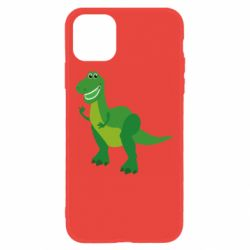 Чехол для iPhone 11 Dino toy story