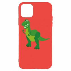 Чехол для iPhone 11 Pro Dino toy story