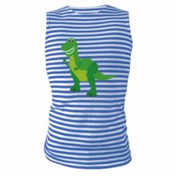 Майка-тельняшка Dino toy story
