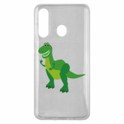 Чехол для Samsung M40 Dino toy story