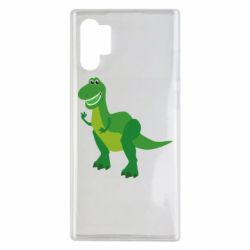Чехол для Samsung Note 10 Plus Dino toy story
