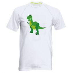 Мужская спортивная футболка Dino toy story