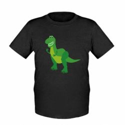 Детская футболка Dino toy story