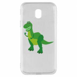 Чехол для Samsung J3 2017 Dino toy story