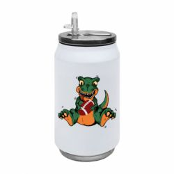 Термобанка 350ml Dinosaur and ball