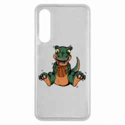 Чехол для Xiaomi Mi9 SE Dinosaur and basketball