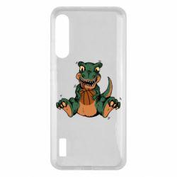 Чохол для Xiaomi Mi A3 Dinosaur and basketball