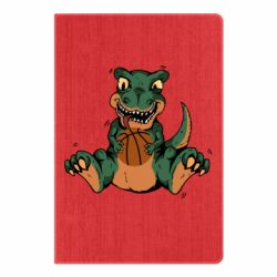Блокнот А5 Dinosaur and basketball