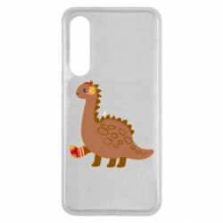 Чехол для Xiaomi Mi9 SE Dinosaur in sock
