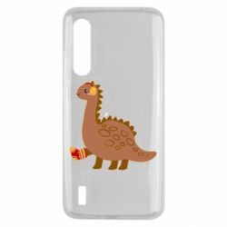 Чехол для Xiaomi Mi9 Lite Dinosaur in sock