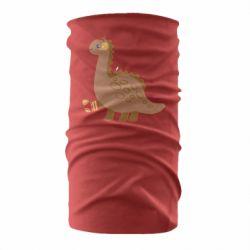 Бандана-труба Dinosaur in sock