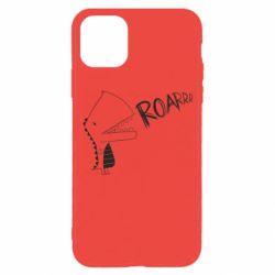 Чохол для iPhone 11 Pro Dinosaur roar
