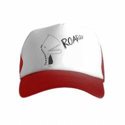 Дитяча кепка-тракер Dinosaur roar