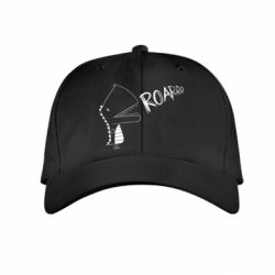 Дитяча кепка Dinosaur roar