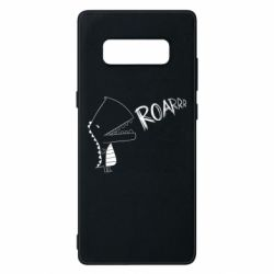 Чохол для Samsung Note 8 Dinosaur roar