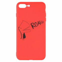 Чохол для iPhone 8 Plus Dinosaur roar