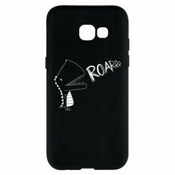 Чохол для Samsung A5 2017 Dinosaur roar