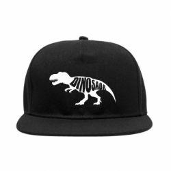 Снепбек Dinosaur text
